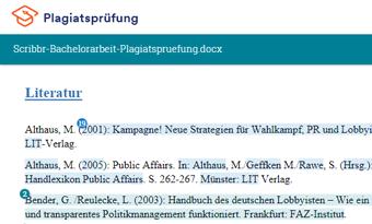 plagiatssoftware-literaturverzeichnis-scribbr