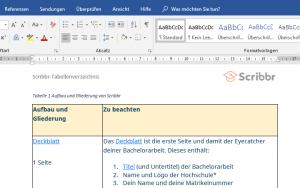 Automatisches Tabellenverzeichnis In Word Erstellen 2 Minuten Video