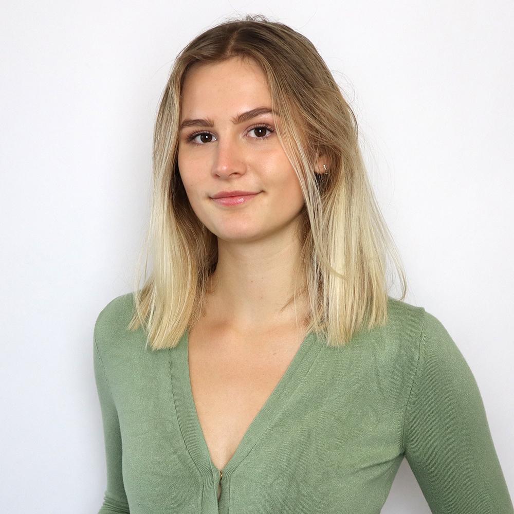 Support team - Eva Vogel